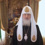 Святейший Патриарх Московский и всея Руси Кирилл поздравил православных с Пасхой