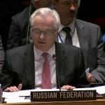 Виталий Чуркин: Киевский режим упорно толкает страну к катастрофе