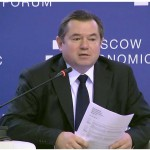 Выступление Сергея Глазьева на Московском экономическом форуме