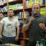 Встреча Николая Старикова с читателями Сталинграда, 14 мая 2014 года