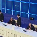 Договор о создании Евразийского экономического союза подписан