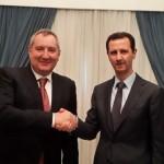 Башар Асад: Благодаря Владимиру Путину спасена не только Сирия, но и весь Ближний Восток