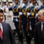 Владимир Путин: Товарооборот между РФ и КНР в 2015 году может достичь $100 млрд