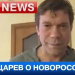 Олег Царев: В Новороссию войдут восемь областей