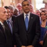 Барак Обама пригрозил России и Китаю применением армии в случае проявления агрессии