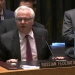 Виталий Чуркин: Прекратите военную операцию на Юго-Востоке и мы поможем наладить диалог