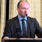 Выступление Николая Старикова на конференции в Хельсинки