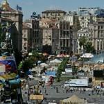 На народном вече решили не распускать Евромайдан