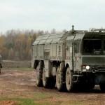 Россия проводит в Западном военном округе тактические учения с применением «Искандеров»