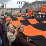 В Молдавии выражают недовольство планами запретить георгиевские ленты