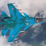 Партия бомбардировщиков Су-34 поступила в ЮВО