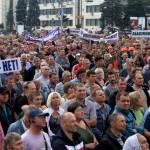 Шахтеры Донбасса могут взяться за оружие, если Киев не остановит спецоперацию за два дня