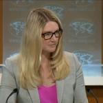 Вопреки позиции Белого дома Мари Харф высказалась за «федеративную» Украину