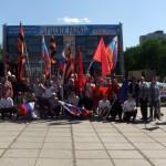 «Чем каждый из нас может помочь защитникам Юго-Востока?» – в Нижнем Тагиле прошел митинг Национально-освободительного движения