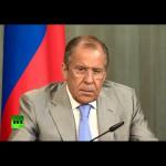 Сергей Лавров: Россия внесёт в Совбез ООН проект резолюции с целью прекращения насилия на Украине