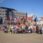 Митинг в поддержку Референдума по изменению Конституции прошел на всеобщем подъеме