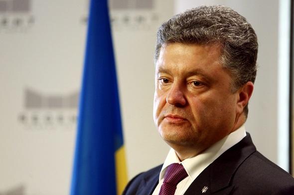 Пресс-конференция избранного президента Украины Петра Порошенко в Варшаве