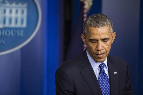 Президент США Барак Обама выступил с заявлением по ситуации в Ираке