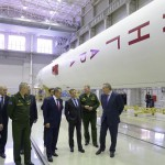 Ракету нового поколения «Ангара» запустят с космодрома Плесецк