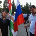 Россия предотвратила «майдановский сценарий» в Абхазии