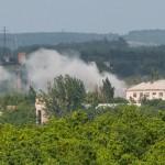 Ополчение: На Славянск наступают украинские танки