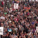 На востоке Украины шахтёры и рабочие взялись за оружие