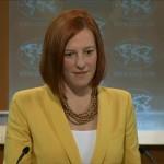 Джен Псаки представила себя «жертвой российской пропаганды»