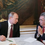 Президент Австрии: от санкций никто не может выиграть