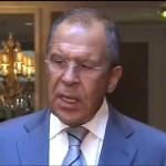 Сергей Лавров: Россия и США подтвердили необходимость немедленного прекращения войсковой операции на Украине