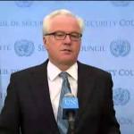 Виталий Чуркин: мирное население на юго-востоке Украины несёт большие потери