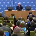 Виталий Чуркин: США не должны пользоваться ситуацией на Украине, чтобы «наращивать мускулы»