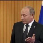 Владимир Путин: РФ ждёт тщательного расследования преступлений на Украине, в том числе в Одессе