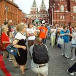 Бандеровцы пытаются устроить майдан в Москве