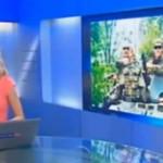 Пьяные украинские военные разъезжают в Мариуполе и расстреливают имущество граждан