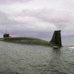 АПЛ «Владимир Мономах» завершила испытания в Белом море