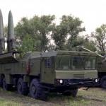 Войска ЗВО получили бригадный комплект ОТРК «Искандер-М»