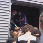 Группа голландских экспертов осмотрела вагоны, в которых содержатся тела погибших