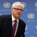 Виталий Чуркин: В ООН растёт понимание необходимости немедленной деэскалации обстановки на Украине