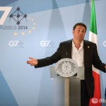 Европу нельзя строить в пику России, заявил премьер Италии