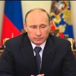 Владимир Путин обвинил украинские власти в катастрофе Boeing 777 авиакомпании Malaysia Airlines