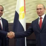 Путин: Россия упростит доступ товаров из Египта на свой рынок