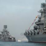 Центр МТО Черноморского флота РФ полностью укомплектован