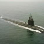 Главный штаб ВМФ: американская подлодка обнаружена и «выдворена» из приграничных вод