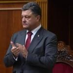 Президент Украины Пётр Порошенко распустил Верховную раду, принимавшую «диктаторские законы»