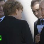Владимир Путин может пообщаться с Петром Порошенко на встрече глав ТС в Минске