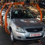 СМИ: С 1 сентября стартует госпрограмма обновления парка автомобилей россиян