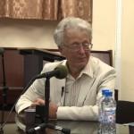 Заседание Русского экономического общества им. С.Ф. Шарапова от 28 августа 2014 года