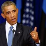 Обама: санкции с РФ будут сняты, если перемирие на Украине продолжится