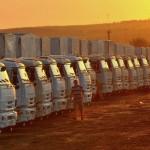 Песков: работа по отправке второго гумконвоя на Украину продолжается