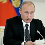 Владимир Путин призвал к рывку